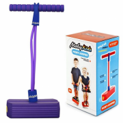 Тренажер для прыжков Moby Kids Moby-Jumper фиолет 68551
