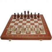 Турнирные шахматы «Торнамент №5» (47 х 24 х 5 см)