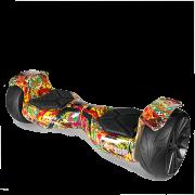 Гироскутер Smart balance 9 Sport (APP+AUTOBALANCE) Sticker bomb