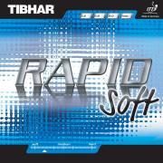 Накладка для ракетки Tibhar Rapid Soft черная max