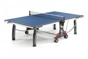 Теннисный стол складной CORNILLEAU Sport 500 Indoor (синий)