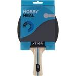Ракетка для настольного тенниса Stiga Hobby Heal, арт. 1210-3116-01, для начин., накладка 1,5 мм ITTF, конич. ручка