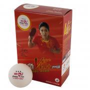 Мяч для настольного тенниса Double Fish 3***, World Cup, диам. V40+мм, упак.6 шт
