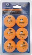 Torneo Набор мячей для настольного тенниса Torneo, 6 шт