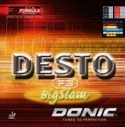 Накладка для ракетки Donic Desto F3 Big Slam черная max
