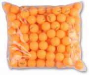 Шарики для настольного тенниса G272B 144шт оранжевые