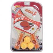 JUNFA TOYS Теннис настольный: 2 ракетки, 3 шарика