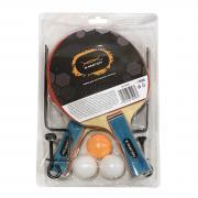 Ракетки теннисные X-Match Набор д/наст.тенниса X-Match,сетка+крепл.