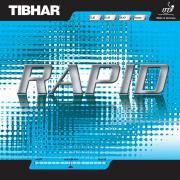 Накладка для ракетки Tibhar Rapid черная max