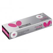 Пластиковые мячи G40+ Butterfly 3*** белые