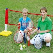 Набор детский DFC Goal228A для игры в бадминтон и теннис