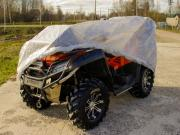 Чехол для квадроцикла ЭКОНОМ плюс, собственный пошив, универсальный размер для Arctic Cat (atv) TRV 550i GT