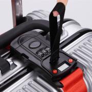 Багажный ремень с кодовым замком и электронными весами