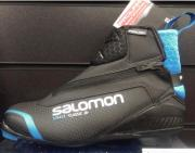 Ботинки лыжные SALOMON S-RACE CLASSIC Junior Prolink(NNN) 18/19