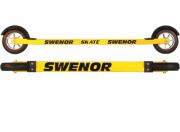 Лыжероллеры SWENOR Skate коньковые, колесо №3 ,(медленное)100mm