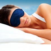 Маска для сна гелевая VEGA-3004