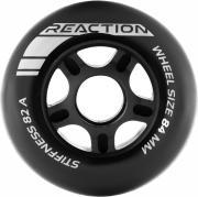 Набор колес для роликов REACTION 84 мм, 82А, 4 шт