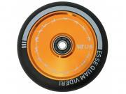 Колесо Tech Team Hollow Virus 110mm Orange