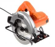 Пила циркулярная Black & decker Cs1004-ru