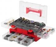 ЗУБР для гравёре и электродрели набор мини-насадок для гравера, 349 предметов 35905-H349