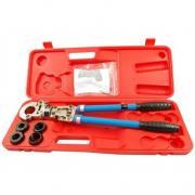 Пресс инструмент TIM для металлопластиковых труб с клещами ф16-32