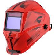 Маска сварщика хамелеон fubag optima 4-13 visor red 38437