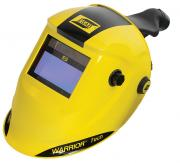 Маска сварочная ESAB WARRIOR Tech Yellow Желтая for air