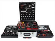 Набор инструментов с трещотками Fischer 189 пр. Premium FR-1891