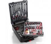 Набор инструментов в чемодане,187 предметов Komfort Max KF-1063