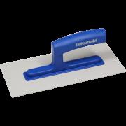 Терка пластмассовая для штукатурных работ гладкая 130х270 мм - арт.0355