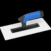 Пластмассовая тёрка, гладкая 130Х270 мм, ручка G-2