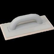 Пластмассовая тёрка с резиной 140x280 мм