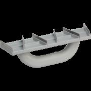Тёрка для снятия штукатурки, пластмассовая 270х90 мм