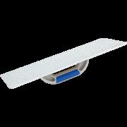 Шлифовальная тёрка «рашпиль» 160х380 мм