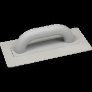 Пластмассовая тёрка, гладкая 130x270 мм