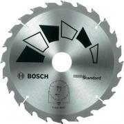 Пильный диск по дереву Bosch Standart 160x20мм 24з 2609256810