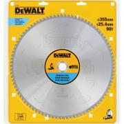 Пильный диск по INOX Dewalt Extreme 355х25.4 мм 70 зубов DT1921-QZ