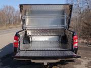 Комплект вставок в кузов (алюминий) TCC FIAFUL16-11 для Fiat Fullback 2016 -