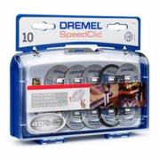 Набор насадок Dremel SpeedClic (SC690) 2615S690JA
