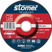 Диск отрезной STOMER CD-125P 98298741