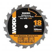 Пильный диск универсальный WORX WA8304