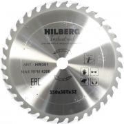 Диск пильный серия Hilberg Industrial 350*36T*32 mm HW351