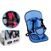 Детское автокресло Multi-function car cushion (голубой)