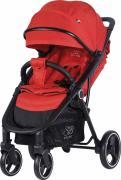 Коляска прогулочная Sweet Baby Suburban Compatto, цвет: красный