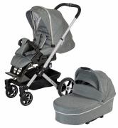Hartan Детская коляска VIP GTS XL 523 (без сумки)