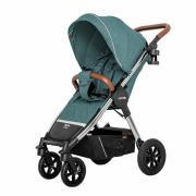 Прогулочная коляска Carrello Supra CRL-5510 Aqua Green (надувные колеса)