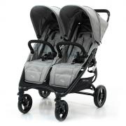 Коляска для двойни Valco baby Snap Duo / Cool Grey