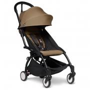 Прогулочная коляска BabyZen YOYO2 черное шасси Toffee