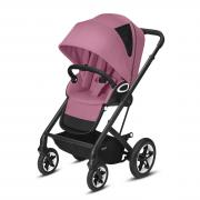 Прогулочная коляска Cybex Talos S Lux BLK Magnolia Pink