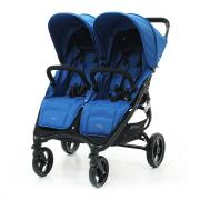 Коляска для двойни Valco Baby Snap Duo Ocean Blue